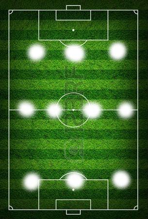футбольное построение 3-4-3