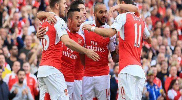 Заработная плата футболистов лондонского арсенала