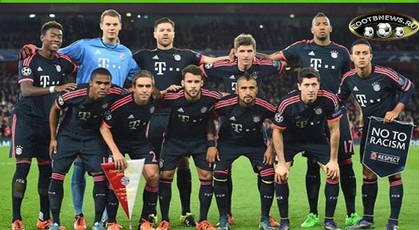 Футбольная команда бавария состав фото