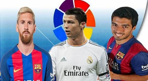 Бомбардир чемпионат испании по футболу