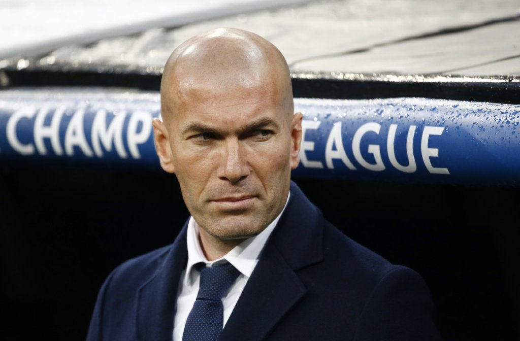 zinedine zidane 'zinedine zidane' appeared alongside 'jose mourinho' in manchester there was a surprise guest near old trafford on saturday to witness manchester united's last-gasp win over newcastle united.