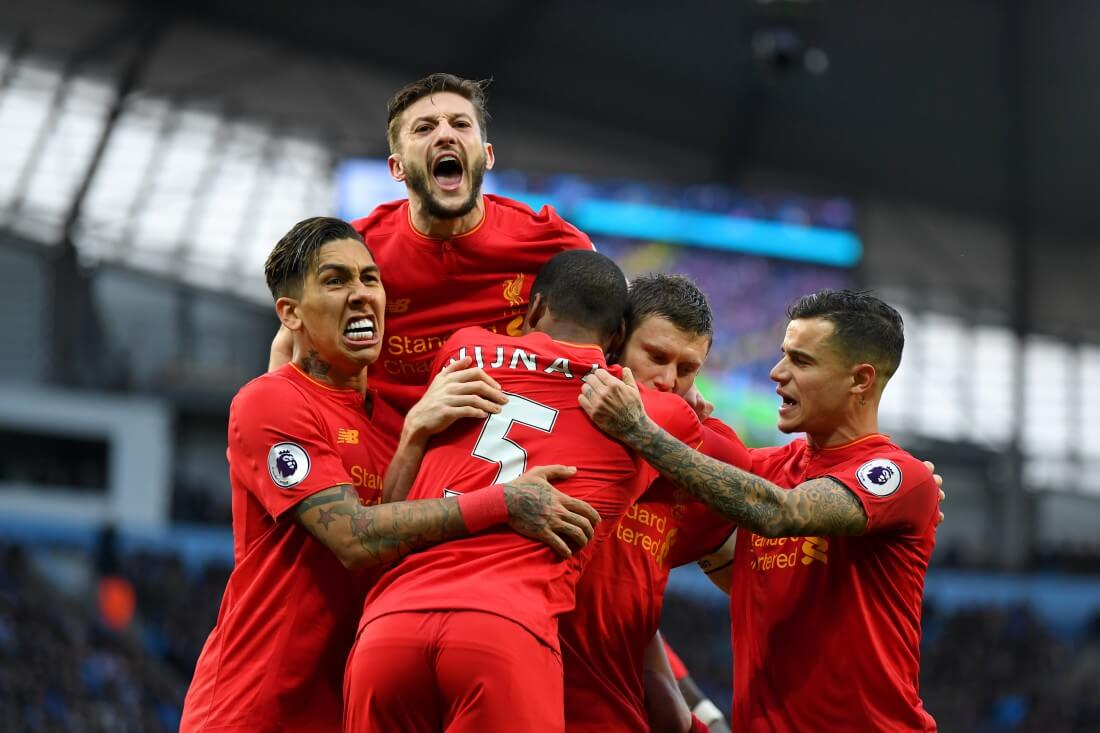 «Ливерпуль» прошляпил победу вмерсисайдском дерби