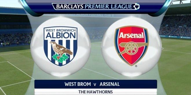 Вест Бромвич— Арсенал. Прогноз наматч