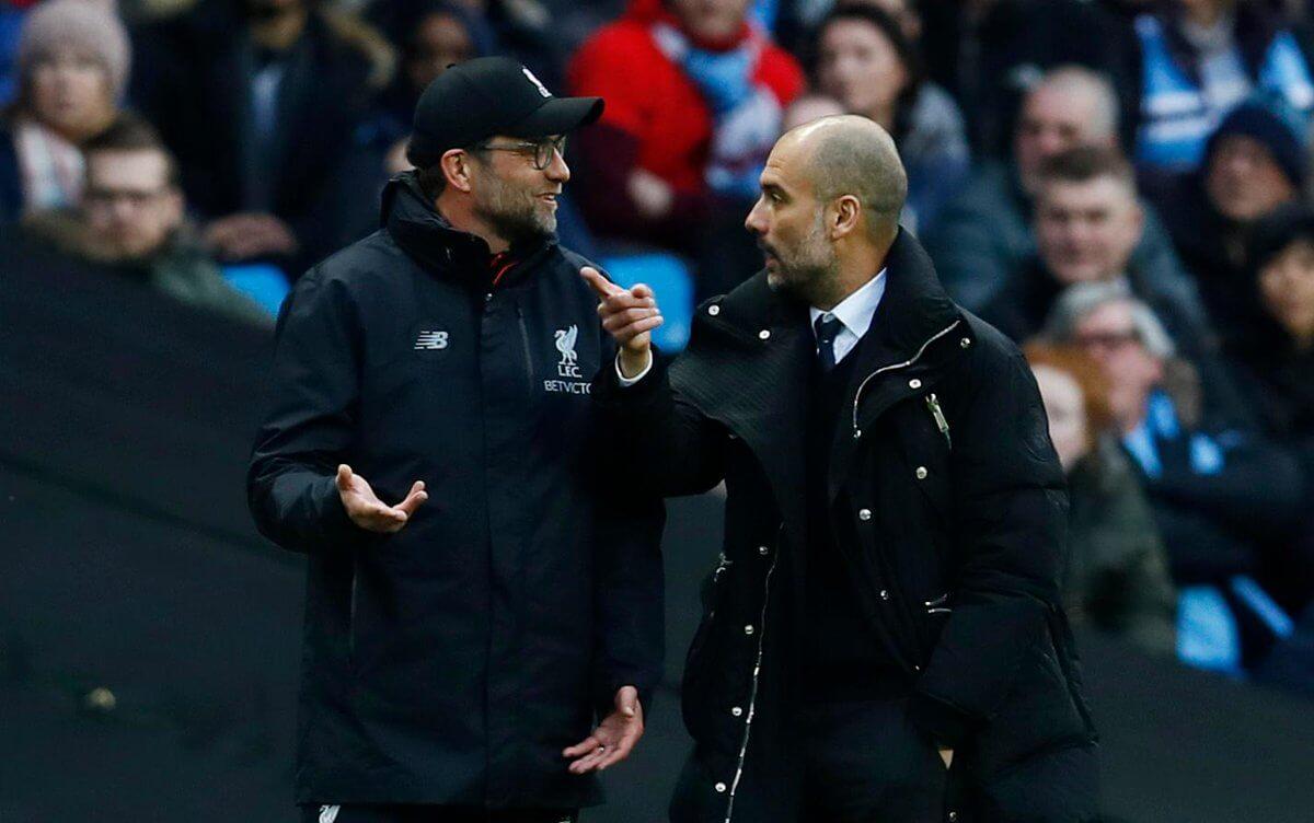«Манчестер Сити»: Где смотреть матч «Ливерпуль»
