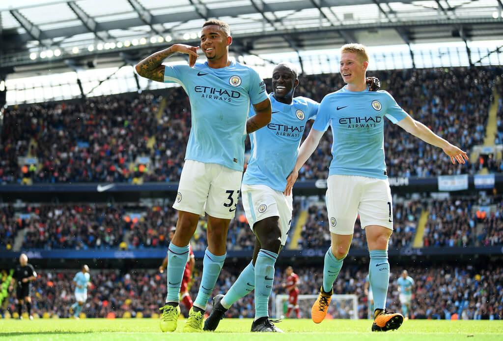 «Ливерпуль» в красочном  матче нанес «Манчестер Сити» первое поражение вАПЛ