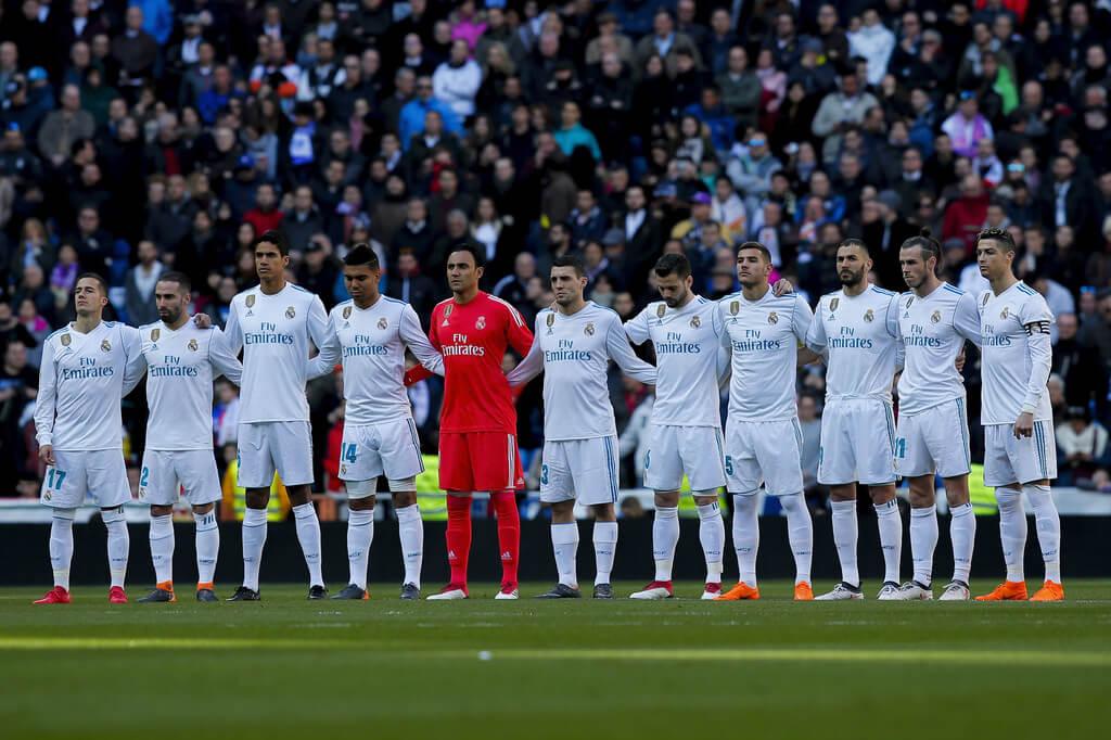 Эспаньол— Реал Мадрид прямая трансляция 27февраля 2018