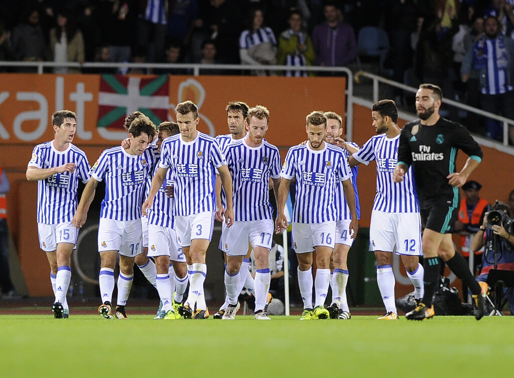 Хет-трик Роналду позволил мадридскому «Реалу» сокрушить «Реал Сосьедад»