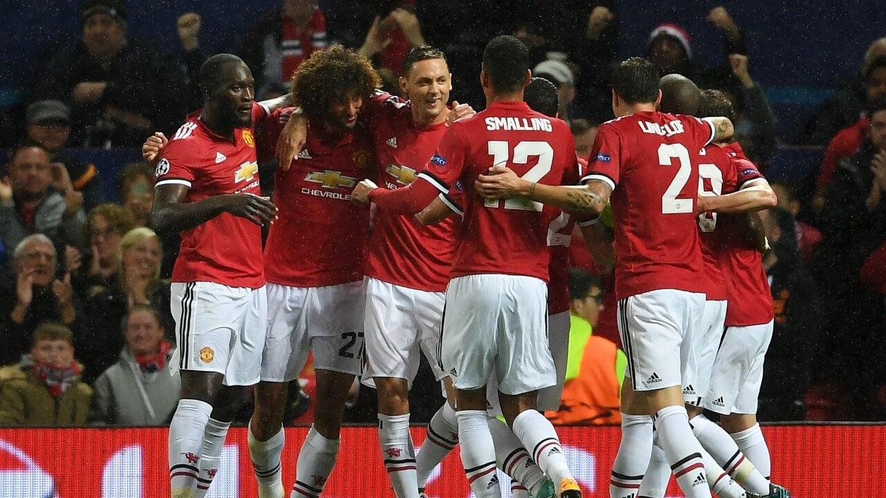 «Манчестер Юнайтед» обыграл «Хаддерсфилд» ивышел вчетвертьфинал Кубка Британии