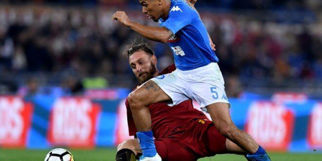 Наполи – Рома. Прогноз и ставки на матч Серии А. 3 марта 2018
