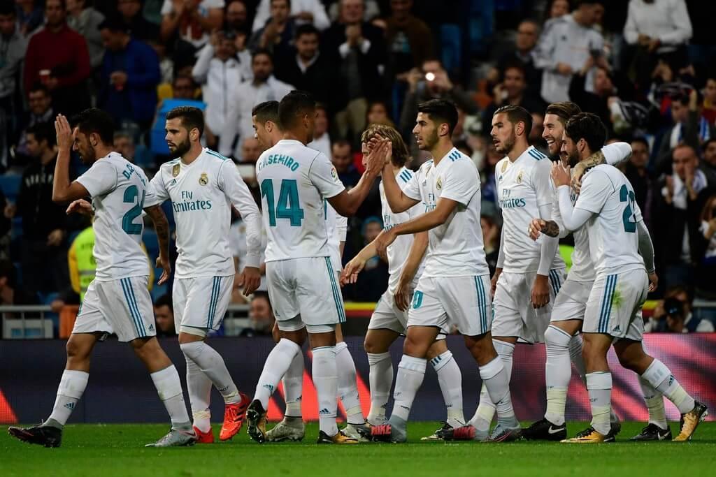 Серхио Рамос вовремя матча против «Эйбара» бегал втуалет