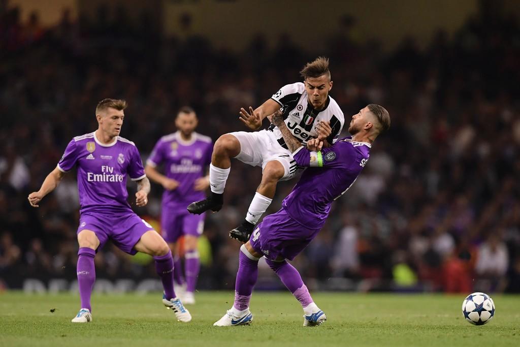 Гол португальца ударом через себя стал украшением встречи «Ювентуса» с«Реалом»