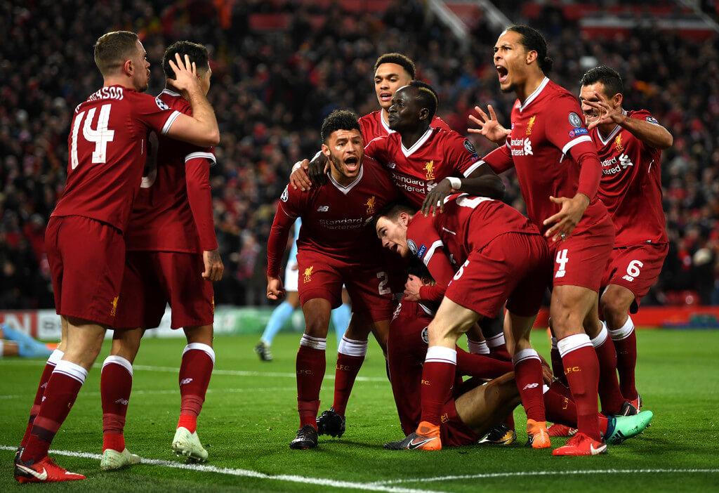 Ливерпуль: Букмекеры назвали фаворита матча Манчестер Сити