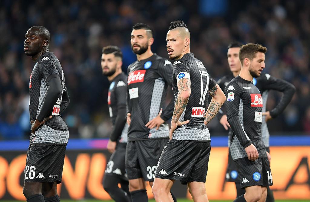 «Наполи» вырвал победу вконцовке матча с«Ювентусом»