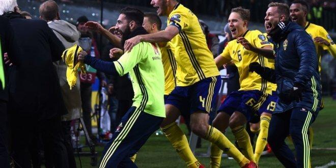 Швеция — Южная Корея. Прогноз и ставки на матч Чемпионата мира 2018. 18 июня 2018