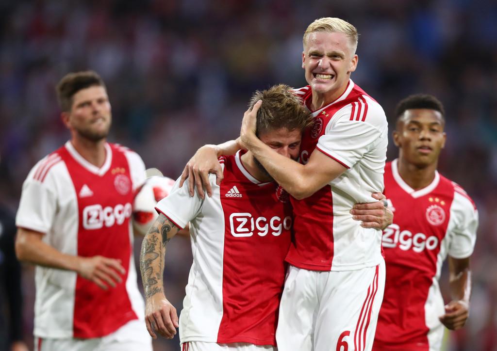 Матч Бенфика Лиссабон - Аякс Амстердам 7 ноября 2019 года, видеообзор, 4 тура Лиги Чемпионов. Голы и лучшие моменты в записи рекомендации